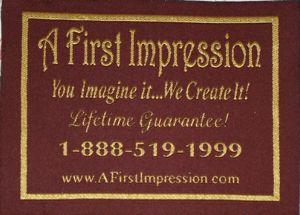 a first impressionsm